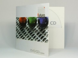 CD konfektioniert in einem CD Digifile 4c